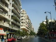 Selanik caddeleri