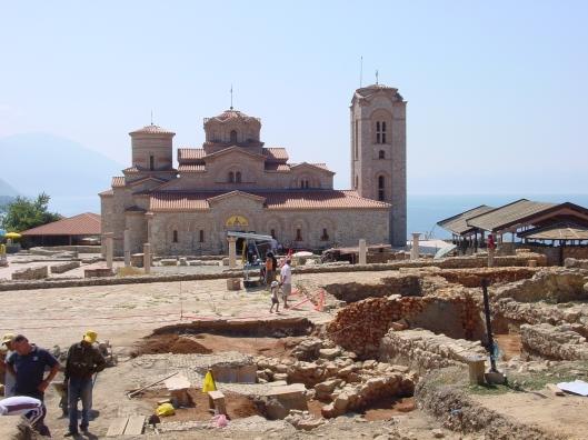 161-Ohrid-Sy Pantelejmon kilisesi
