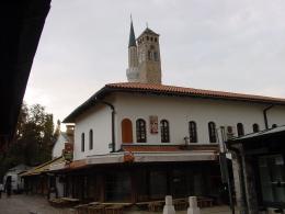 Sarajevo çarşı içi