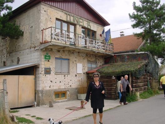 SarayBosna-tarihi Tünel
