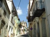 Mantamados' un dar sokakları