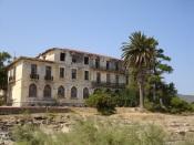 Moria yakınlarında eski kaplıca
