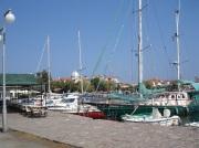 Pamfylla limanı