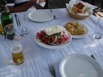Pamfylla' da öğle yemeği
