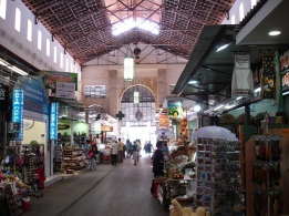 Hanya Public Market içi