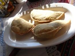 Hortalı börek