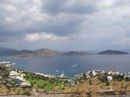Spinalonga adası