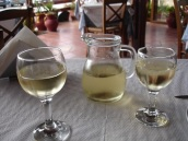 Reçine şarabı