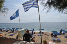Agia İsodoros plajı