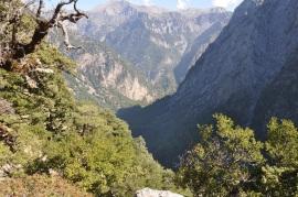 Samarias kanyonu