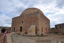 Retymnon kalesi, İbrahim Paşa camii