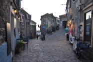 Molivos sokakları