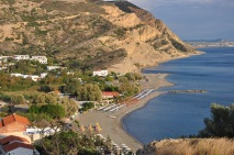 Agia Gallini sahili