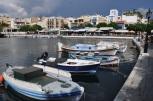 """Agia Nikolaos """"lake"""""""