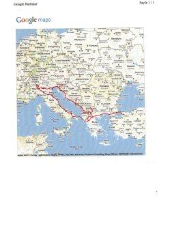 Yol haritası