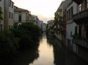 Padova, Bacchiglione nehri