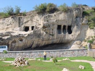 Ev kaya mezarları, Kastamonu