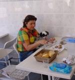 Taşköprü' de kuyu kebabı