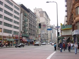 Los Angeles alışveriş merkezi