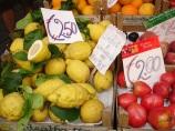 Sorrento' da limonlar