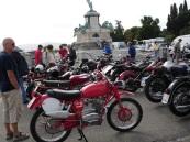 Floransa' da motor sergisi