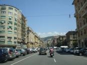 Genova caddeleri