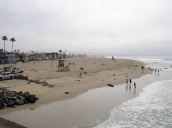 Okyanus sahili, LA