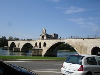Avignon, tarihi köprü