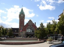 Colmar tren istasyonu