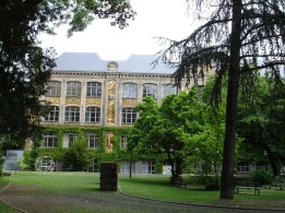 Strasbourg' da okul