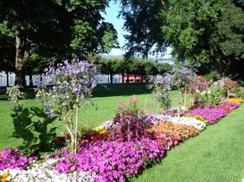 Luzern bahçeleri