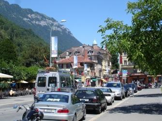 İnterlaken, İsviçre