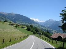 İsviçre dağ yolları