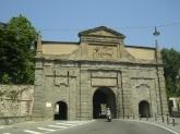 Bergamo tarihi kapısı