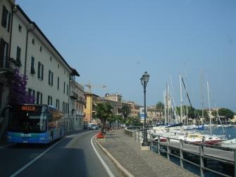 Riviera Gardone, İtalya
