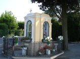 Toscalano-Maderno' da şapel