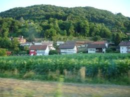 Slovenya' da dağ köyleri