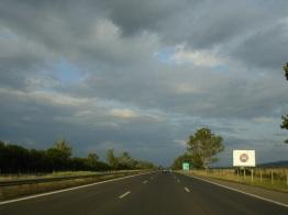 Bulgaristan' da otoyol