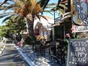 Limenaria' da bir sokak