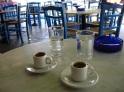 Panagia' da kahveler
