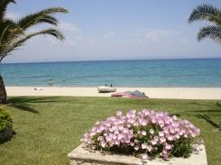 Halkidiki, Paliori plajı