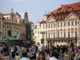 Prag eski şehir meydanı