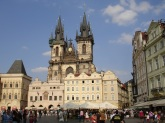 Prag, eski şehir