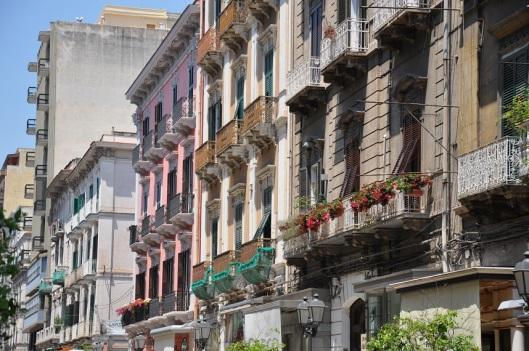 Taranto' da binalar
