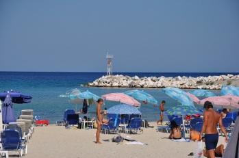 Skala Potamia plajı
