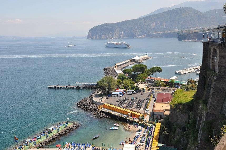 Sorrento limanı