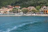 Vasiliki limanından ayrılış