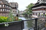 Strasbourg' da su kanalı