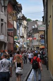 Baune sokakları