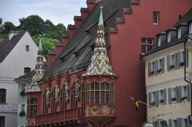Freiburg, tarihi tüccarlar odası